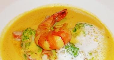 Restaurants, die mit tagora-Safran kochen