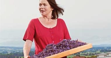 migusto magazin schreibt über tagora und silvia bossard, grösste schweizer safran produzentin