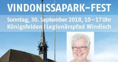 tagora mit seinen Schweizer Safranprodukten am Vindonissapark-Fest am 30.9.2018